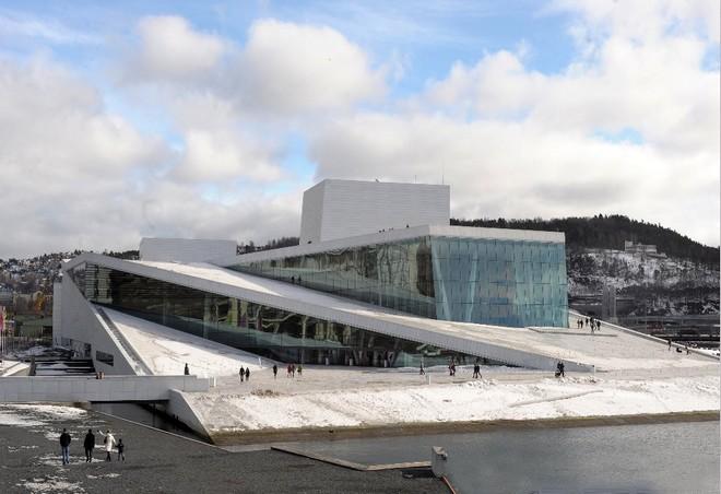 Den Norske Opera & Ballett Oslo (foto Pavel Horník)