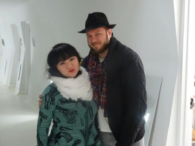 skladatelka Du Yun a libretista Royce Vavrek (foto archiv)