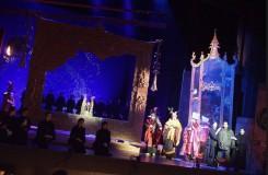 Anda-Louise Bogza jako Turandot v Bratislavě