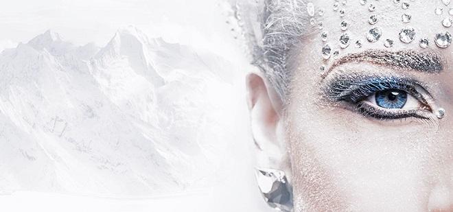 Michael Corder / Sergej Prokofjev: Sněhová královna - vizuál k inscenaci ND (foto balet ND)