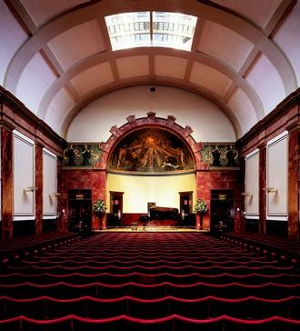 Wigmore Hall (foto archiv autora)