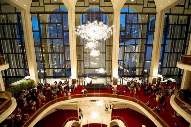 Metropolitní opera New York (foto archiv)