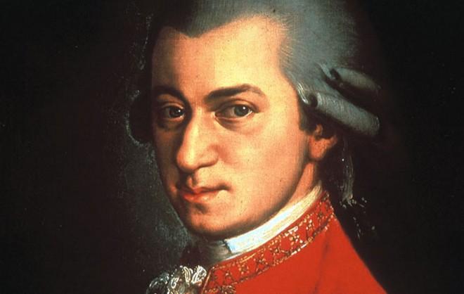 Wolfgang Amadeus Mozart (foto archiv)