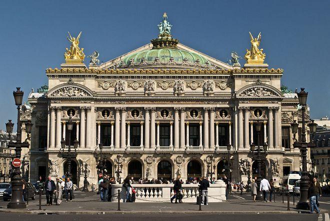 Palais Garnier (foto archiv)