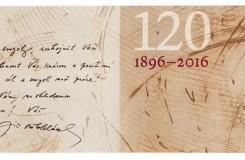 Česká pošta vydala k 120. výročí České filharmonie sešitek s osmi známkami, autorem výtvarného návrhu je grafik a malíř Jiří Voves (foto Petra Hajská)