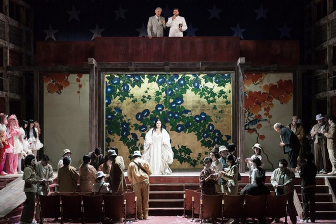 G.Puccini: Madama Butterfly - Stadttheater Klagenfurt (foto Stadttheater Klagenfurt)