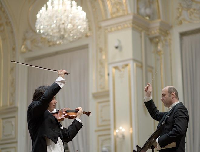 Slovenská filharmónie - René Kubelík, Rastislav Štúr (foto © Jan Lukáš)