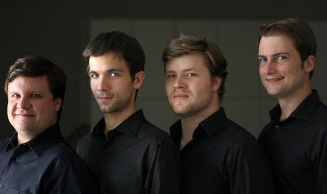 Doležalovo kvarteto (foto archiv)