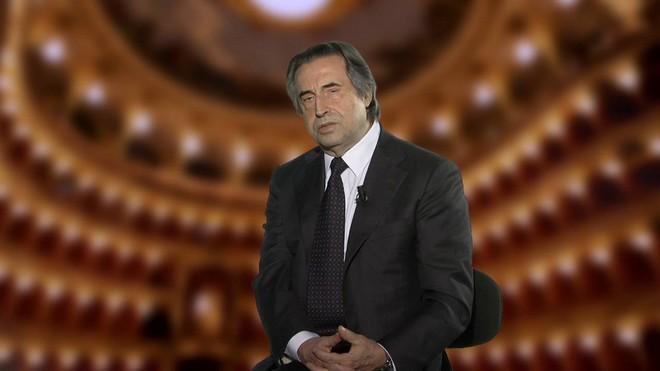 Riccardo Muti (foto FB R. Mutiho)