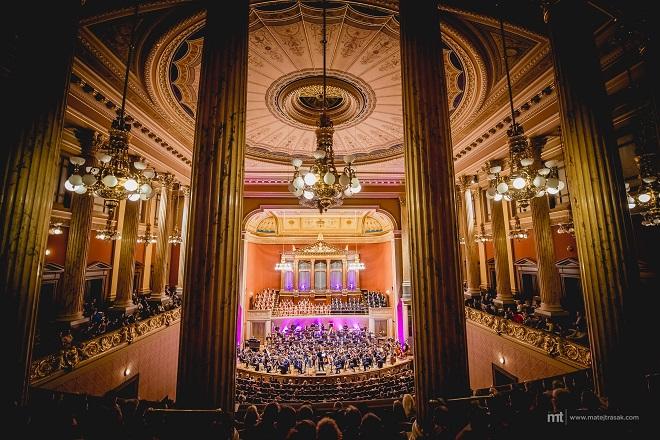 Michael Giacchino in Concert - FILMharmonie (foto Matěj Třasák)