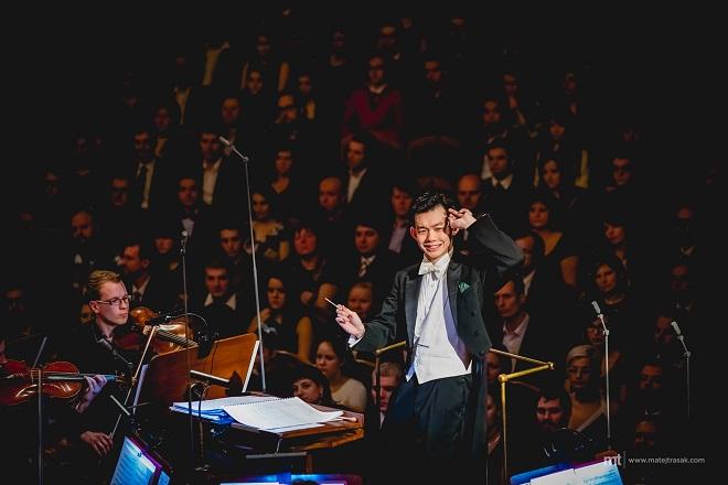 Michael Giacchino in Concert - Chuhei Iwasaki (foto Matěj Třasák)