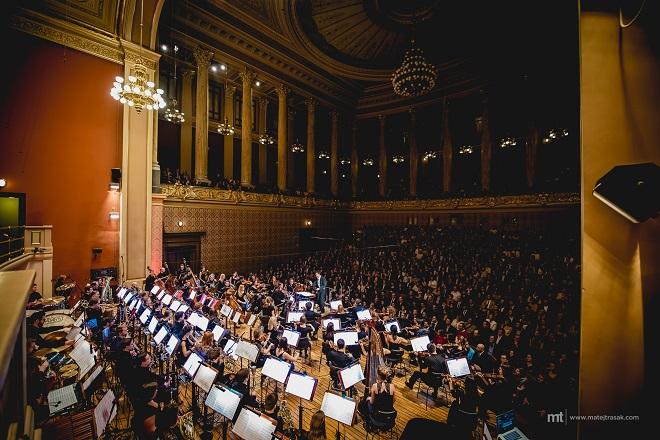 Michael Giacchino in Concert - FILMharmonie, Chuhei Iwasaki (foto Matěj Třasák)