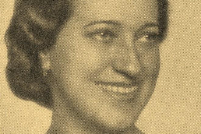 Helena Bartošová (foto archív SND)