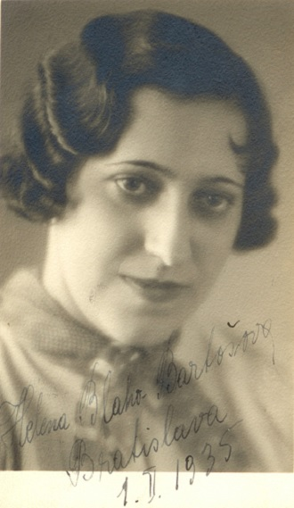 Helena Bartošová (foto archiv SND)