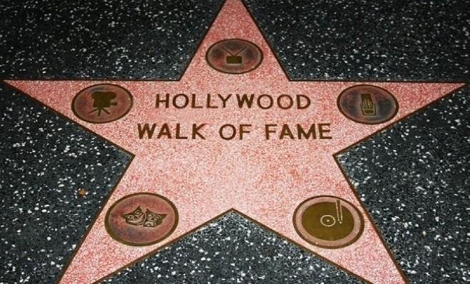 Hollywoodský chodník slávy (zdroj telkac.soznam.sk)