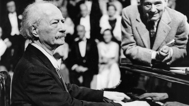 Ignacy Jan Paderewski (foto Getty Images)