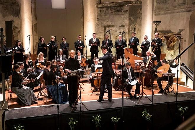 Janovy pašije - Collegium Vocale 1704 (foto © Petra Hajská)