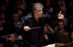 José Cura v Obecním domě jako dirigent a skladatel