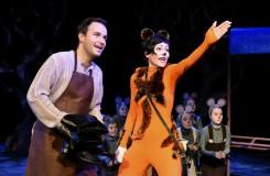 Temlova opera Kocour v botách poprvé na jevišti