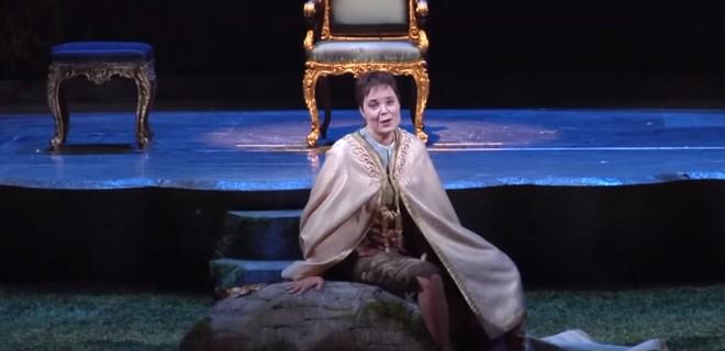Wolfgang Amadeus Mozart: Il re pastore - Martina Janková (Amintas) - Opernhaus Zürich 2011 (foto YouTube)