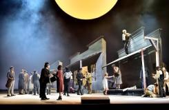 Zubař McTeague v evropské premiéře operního thrilleru v Linci