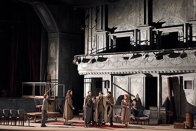 Wolfgang Amadeus Mozart: Mitridate, re di Ponto - Théâtre des Champs-Élysées 2016 (foto Théâtre des Champs-Élysées/Vincent Pontet)