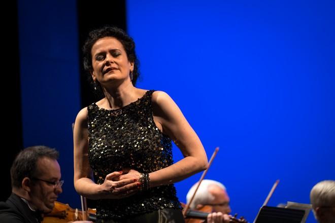 Mozartovy narozeniny 2016 - Simona Houda Šaturová - Stavovské divadlo Praha 2016 (foto Jan Houda)
