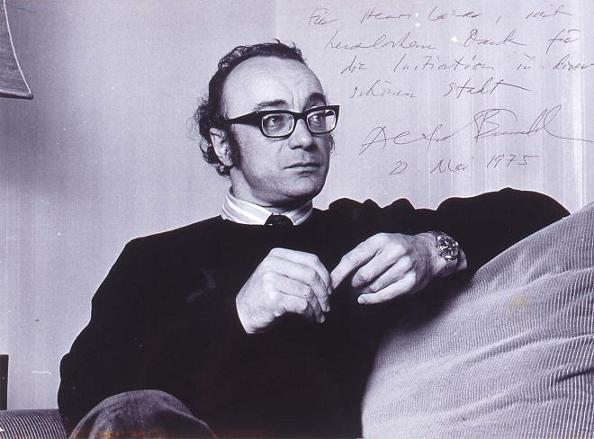 Alfred Brendel (foto archiv)