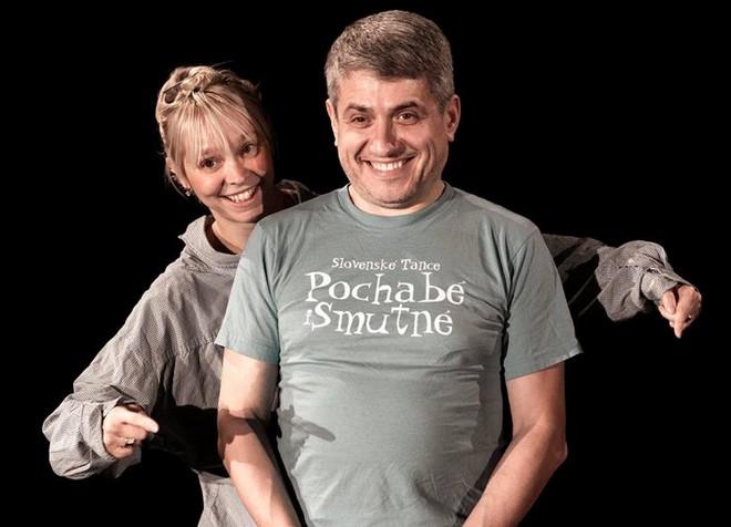 Natália Horečná a Peter Breiner (foto Peter Brenkus)