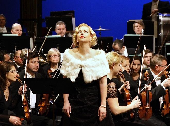 Písňový večer sólistů Opery Národního divadla - Michaela Kapustová (foto ND)