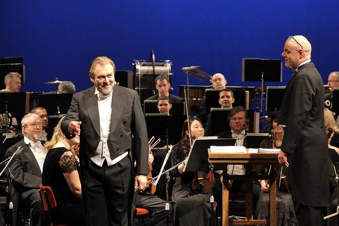 Písňový večer sólistů Opery Národního divadla - Oleg Korotkov, Petr Kofroň (foto ND)