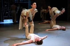 G. Fauré: Requiem - Slezské divadlo Opava 2016 (foto Slezské divadlo Opava)