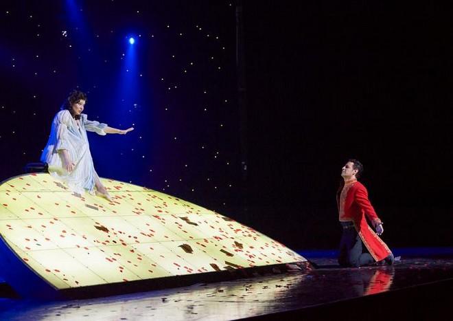 Charles Gounod: Roméo et Juliette - Marina Rebeka (Juliette), Juan Diego Flórez (Roméo) - Wiener Staatsoper 2016 (foto (c) Wiener Staatsoper/Michael Pöhn)