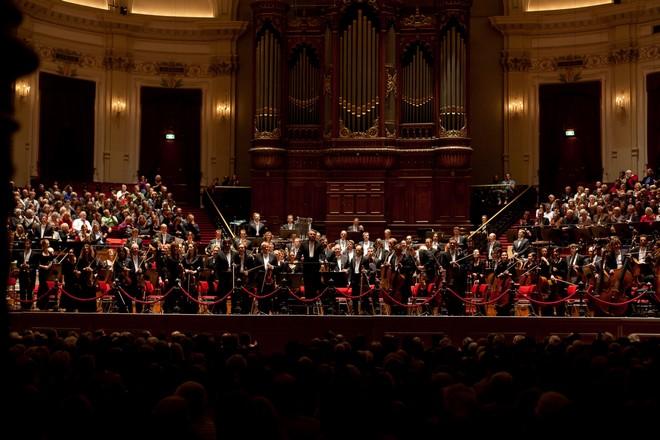 Royal Concertgebouw Orchestra (foto archiv autor)
