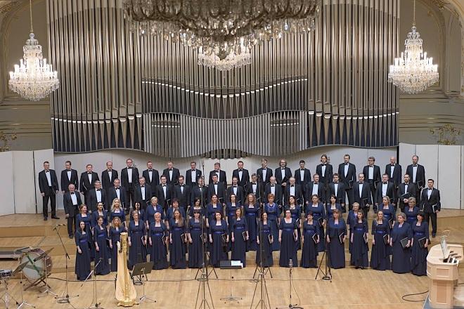 Slovenský filharmonický zbor (foto Ján Lukáš)