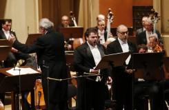 Dvořákovo Requiem v Rudolfinu se SOČRem a Ondrejem Lenárdem