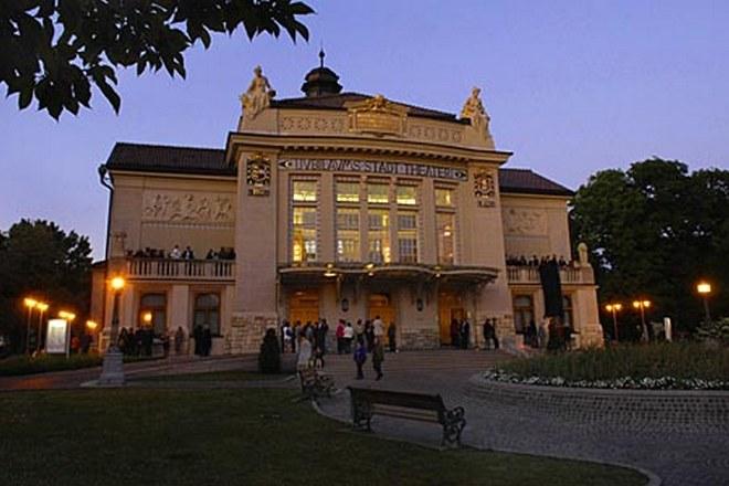 Stadttheater Klagenfurt (foto archiv)