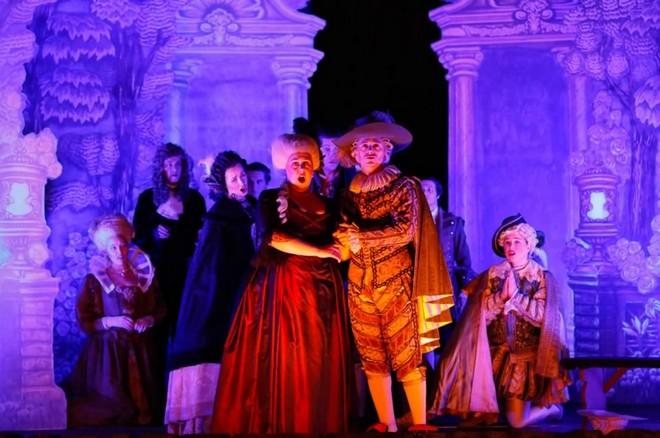 Wolfgang Amadeus Mozart: LE nozze di Figaro - Teatro Barocco 2016 (foto © Barbara Pálffy)