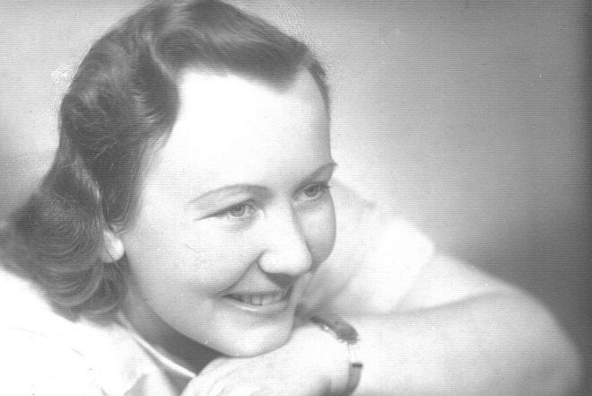 Emilie Zachardová (foto archiv ND Brno)