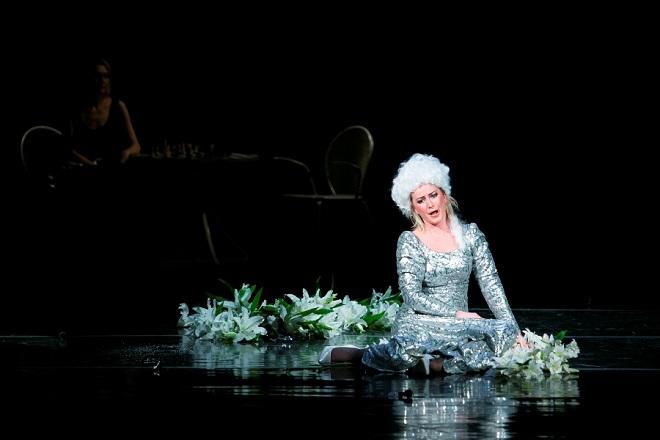 G.F.Händel: Alcina - Michaela Várady (Alcina) - ŠD Košice 2016 (foto Joseph Marčinský)