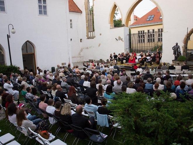 Hudební festival Znojmo (foto Lenka Jíšová)