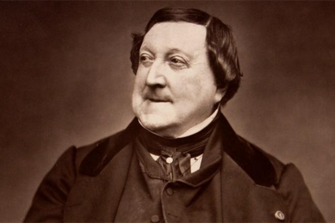 Gioachino Rossini (foto archiv)