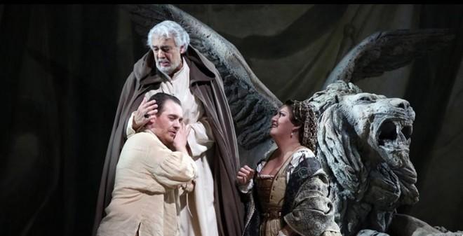 Giuseppe Verdi: I due Foscari - Teatro alla Scala 2016 (foto @ Marco Brescia & Rudy Amisano)