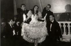Před 95 lety se narodila někdejší ikona ostravského baletu Julie Jastřembská