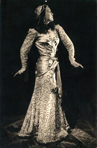 Julie Jastřembská (foto archiv NDM)