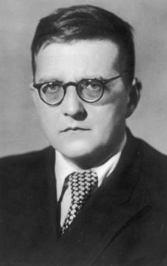 Dmitrij Šostakovič (foto archiv)