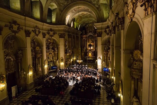 Velikonoční festival duchovní hudby Brno - Brno 21.3.2016 (foto Petr Francán)