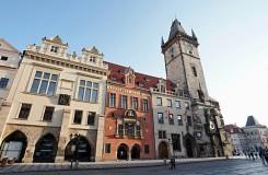 Na Staroměstské radnici se oceňovalo, mezi vyznamenanými jsou i Červená, Moravec a Kout