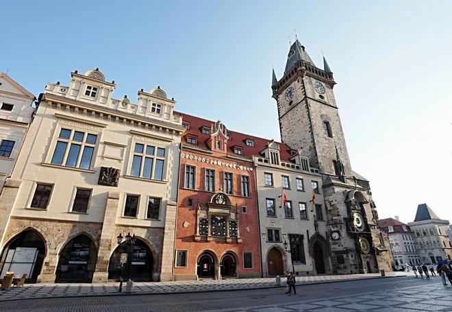 Staroměstská radnice (foto archiv)