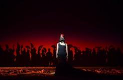 G. Bizet: Carmen - Jana Hrochová (Carmen) - ND Brno 2016 (zdroj FB NDB)